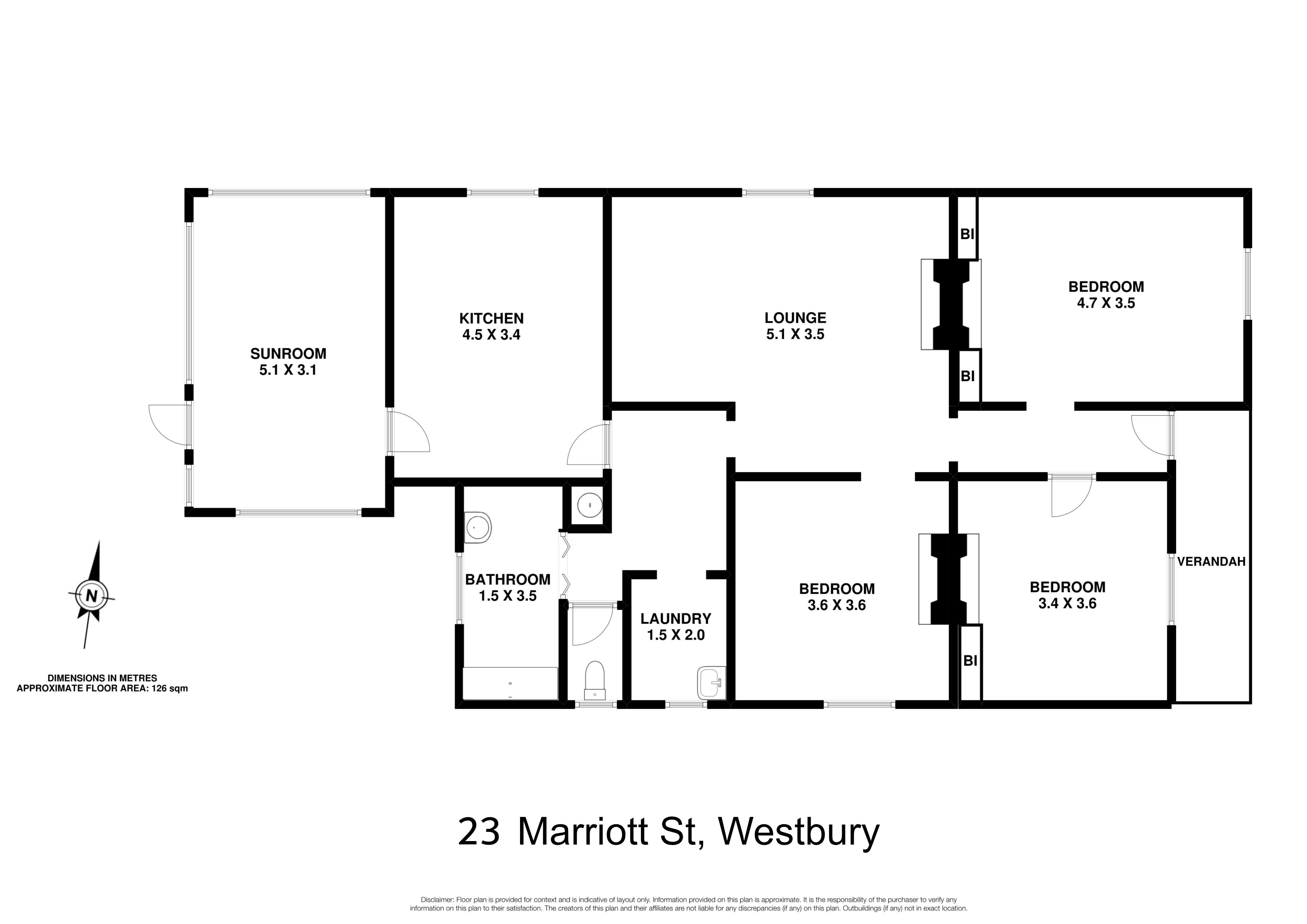 23 Marriott Street, Westbury