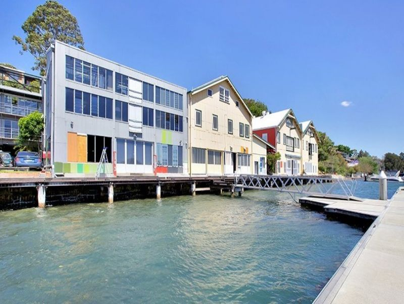 Boutique Creative Waterfront Office!