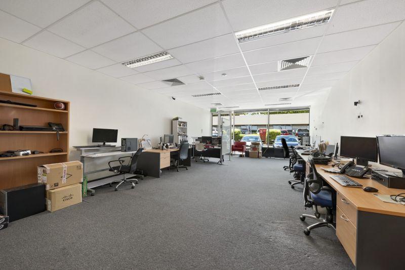 Starter Level Office Space