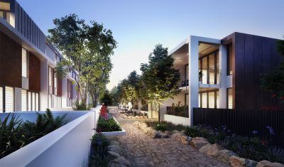 New Luxury Apartments in Sought-after Locale