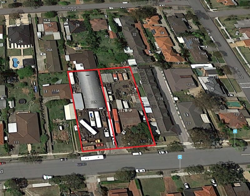 Residential Redevelopment Site - Two Lots Sold in One Line