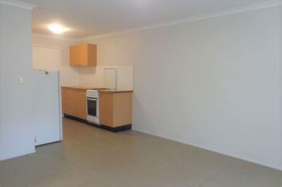 GROUND FLOOR TWO BEDROOM UNIT