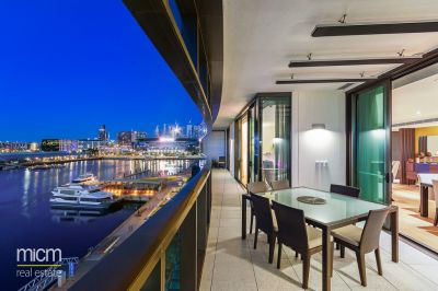 First Convesso Marina Home for Sale Since Luxury-Led Completion in 2012! Exclusive Marina Lifestyle Reveals North-Facing Harbour Views