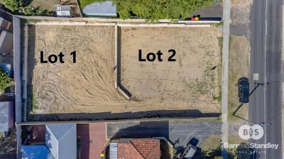 Proposed/Lot 2 ,90 Wisbey Street, Carey Park