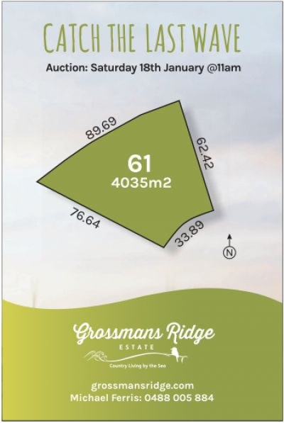 61-460 Grossmans Road, BELLBRAE