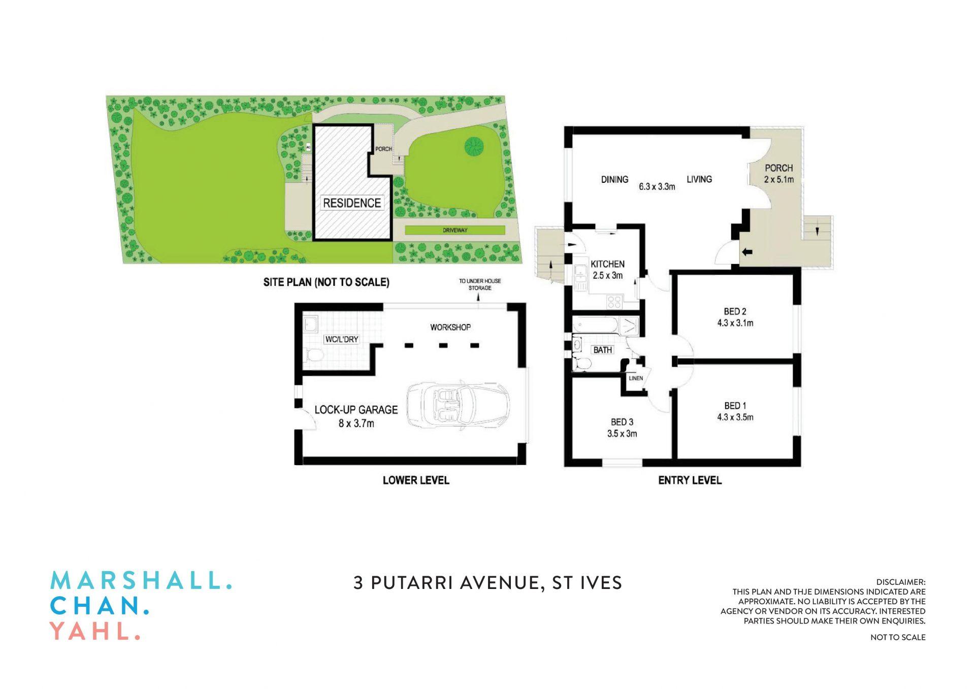3 Putarri Avenue St Ives 2075