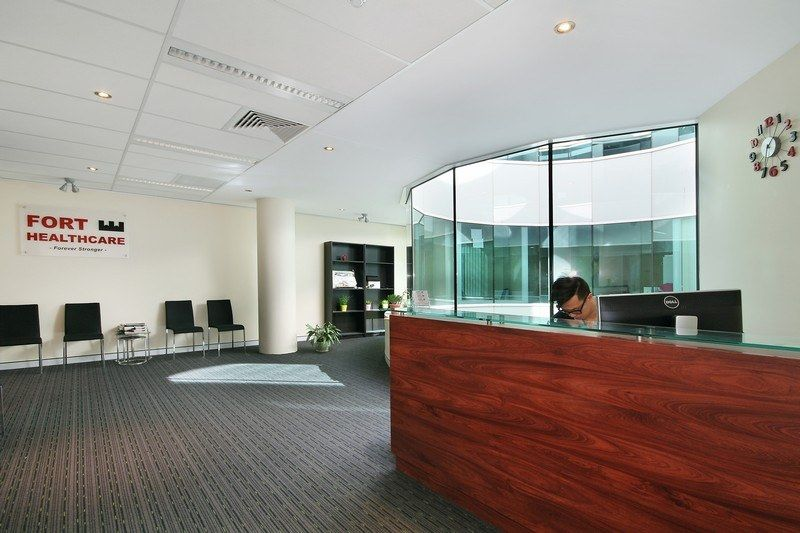 READY TO OCCUPY WITH EXISTING FIT OUT