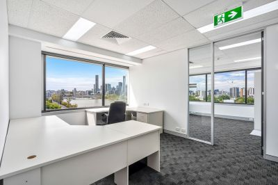 LIGHT FILLED OFFICE ACCOMMODATION - HEART OF MILTON!