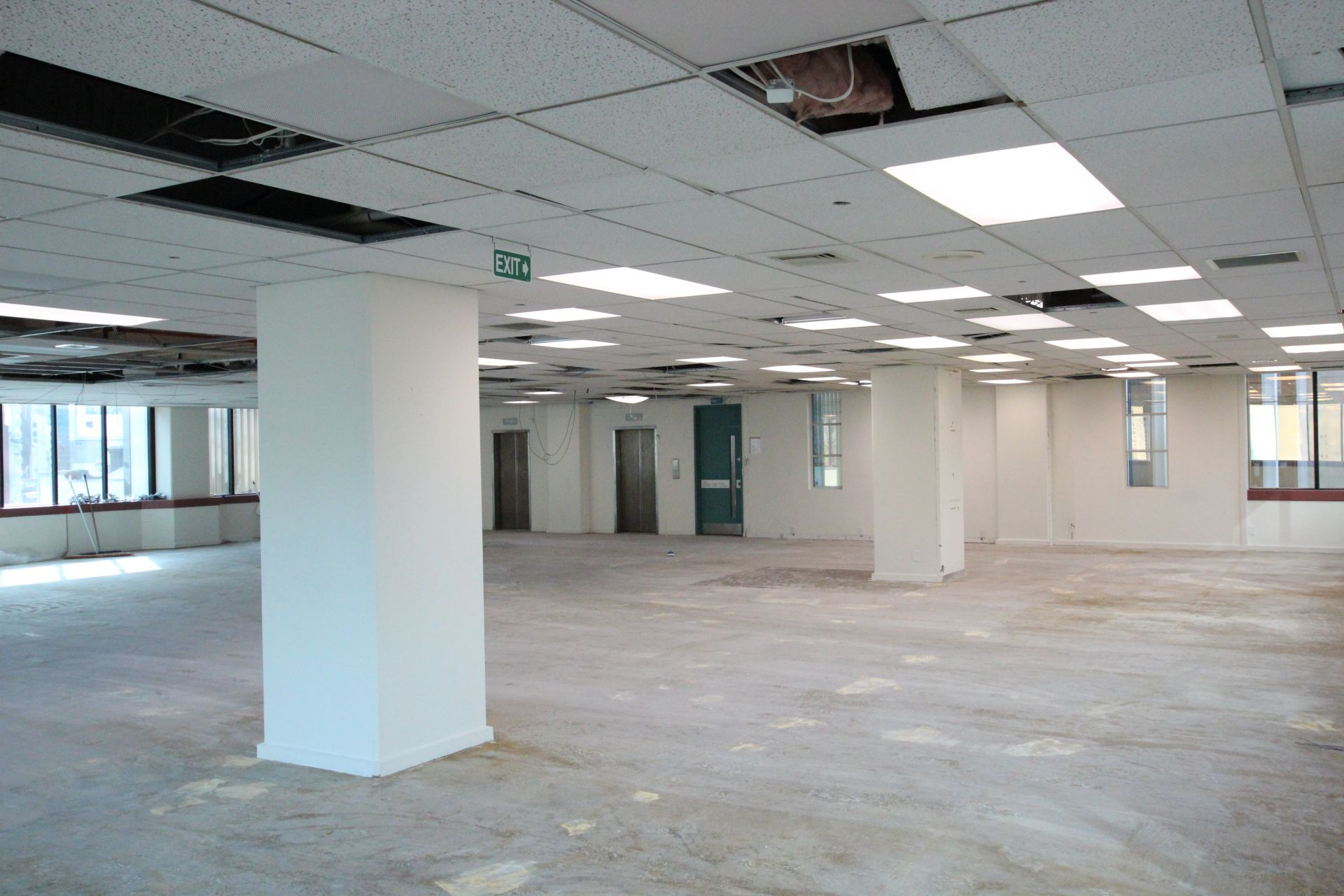 Refurbished Office Floor