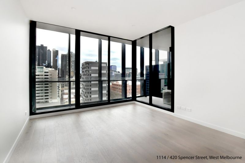 Spencer Melbourne: BRAND NEW One Bedroom Apartment with Access to Stunning Facilities!