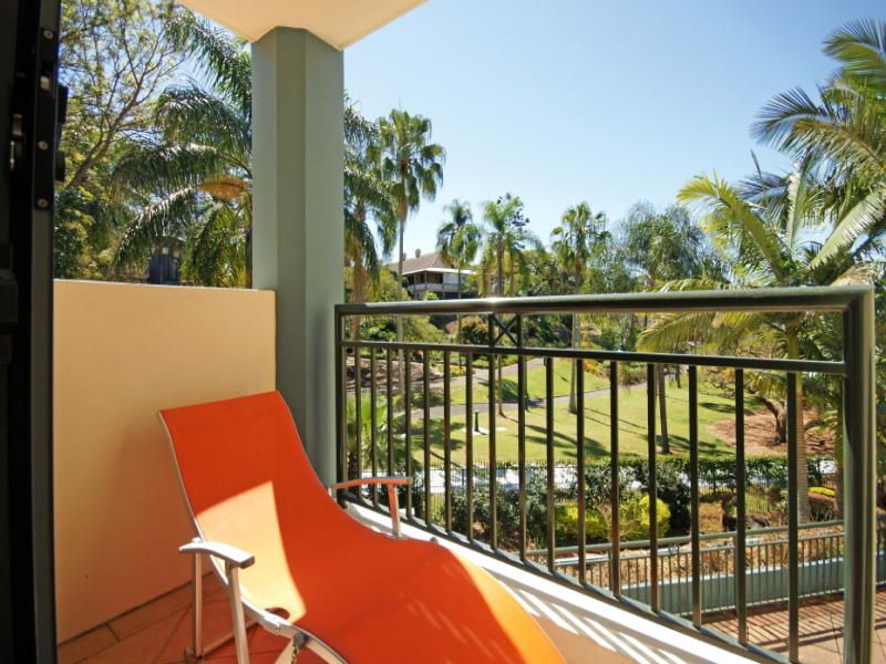 Perfect Position Overlooking Newstead Park and Brisbane River>