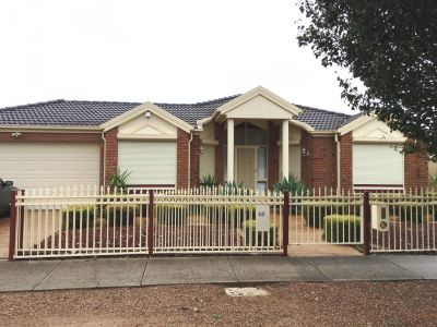 Spacious four bedroom family home.