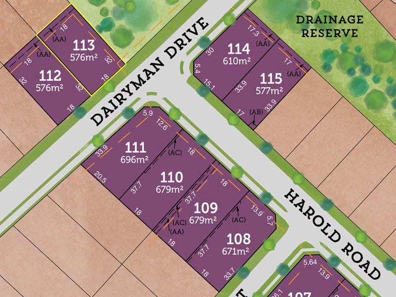 Lot 113 Dairyman Drive RAYMOND TERRACE 2324