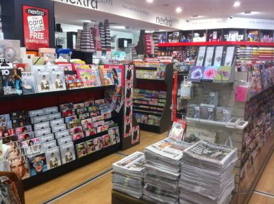 The Cashflow King  Newsagency