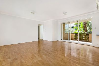 Freshly Painted Peaceful Two Bedroom Apartment
