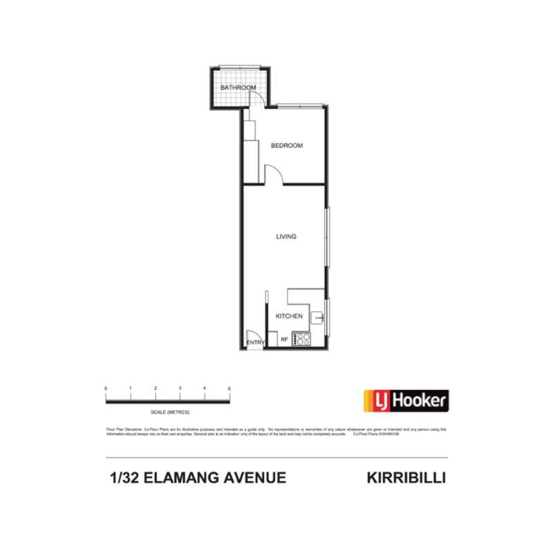 3/32 Elamang Avenue Kirribilli 2061