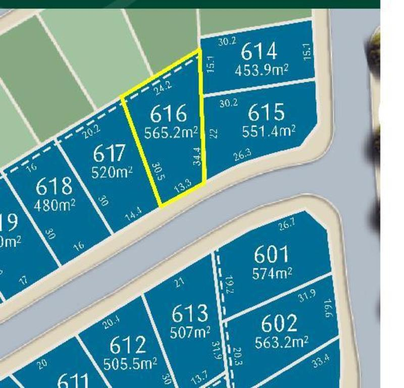 Colebee Lot 616 Stonecutters Stonecutters Ridge
