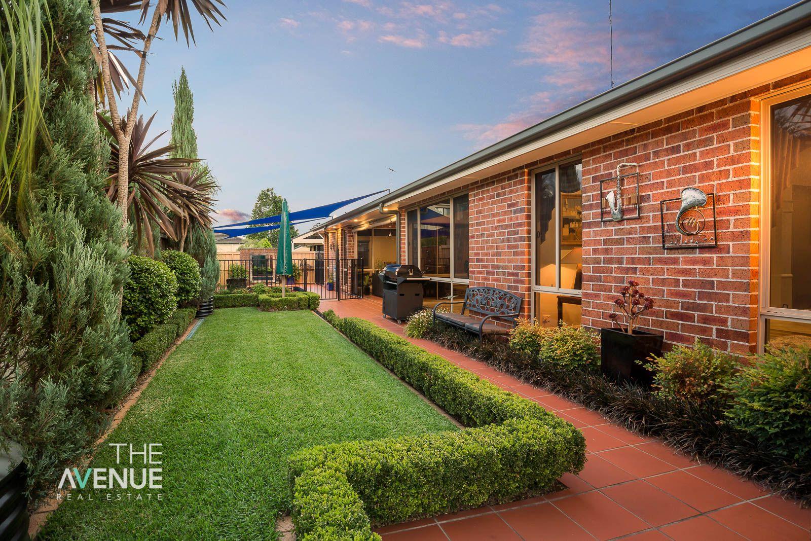 20 Kirkcaldy Circuit, Kellyville NSW 2155