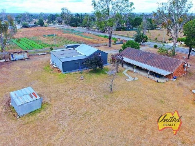 HOUSE, SHED AND OFFICE ON APPROX. 1.36 ACRES