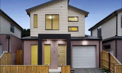 As new large home with LUG, Yarraville Village at your door step