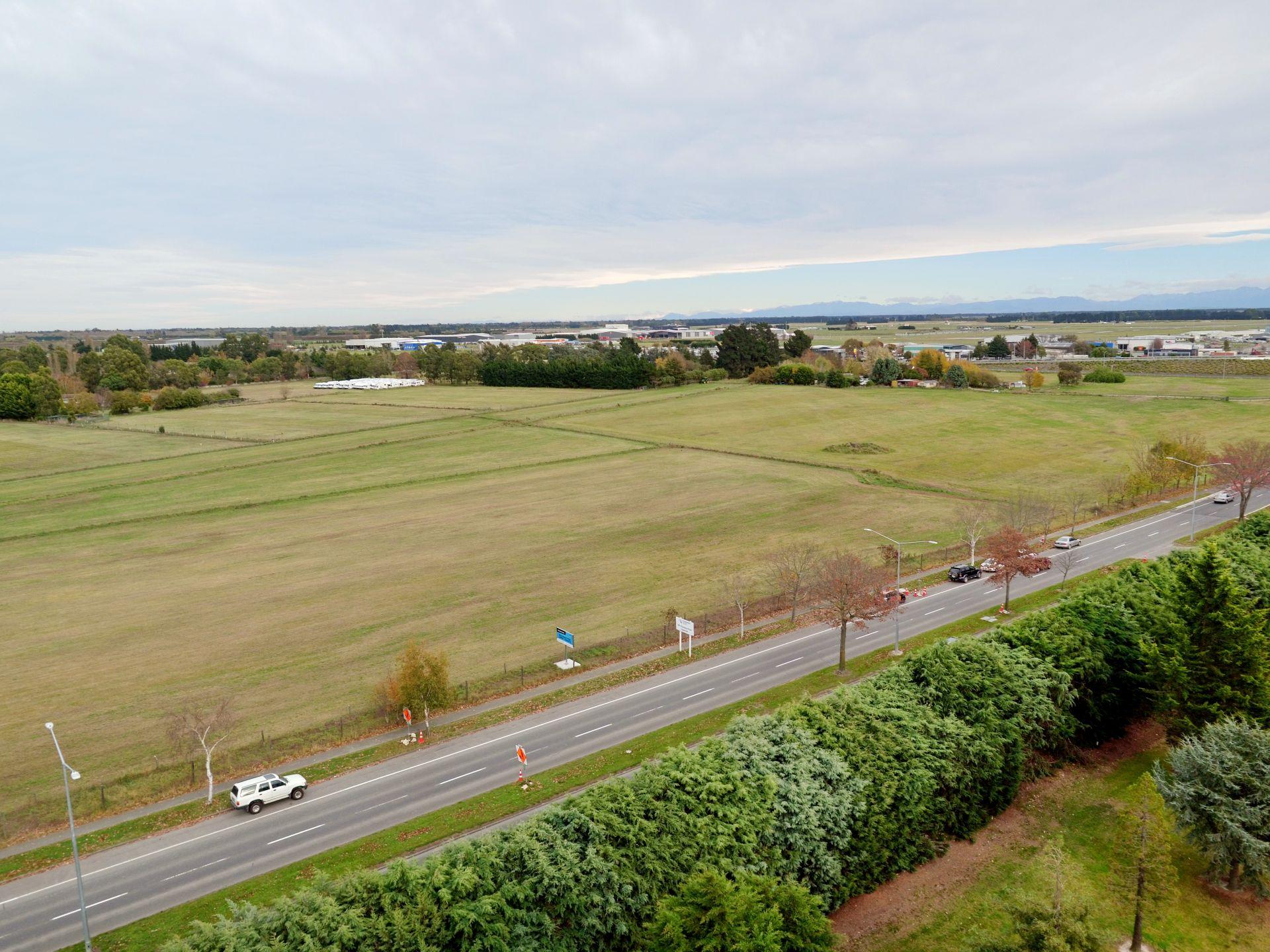 Huge Christchurch development opportunity