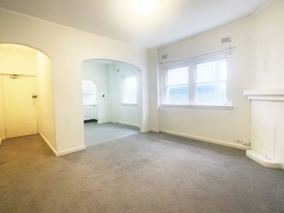 SPACIOUS 1 BED APT - GREAT LOCATION!