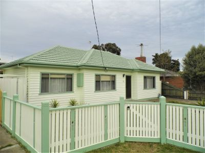 WELL MAINTAINDED 3 BEDROOM HOME