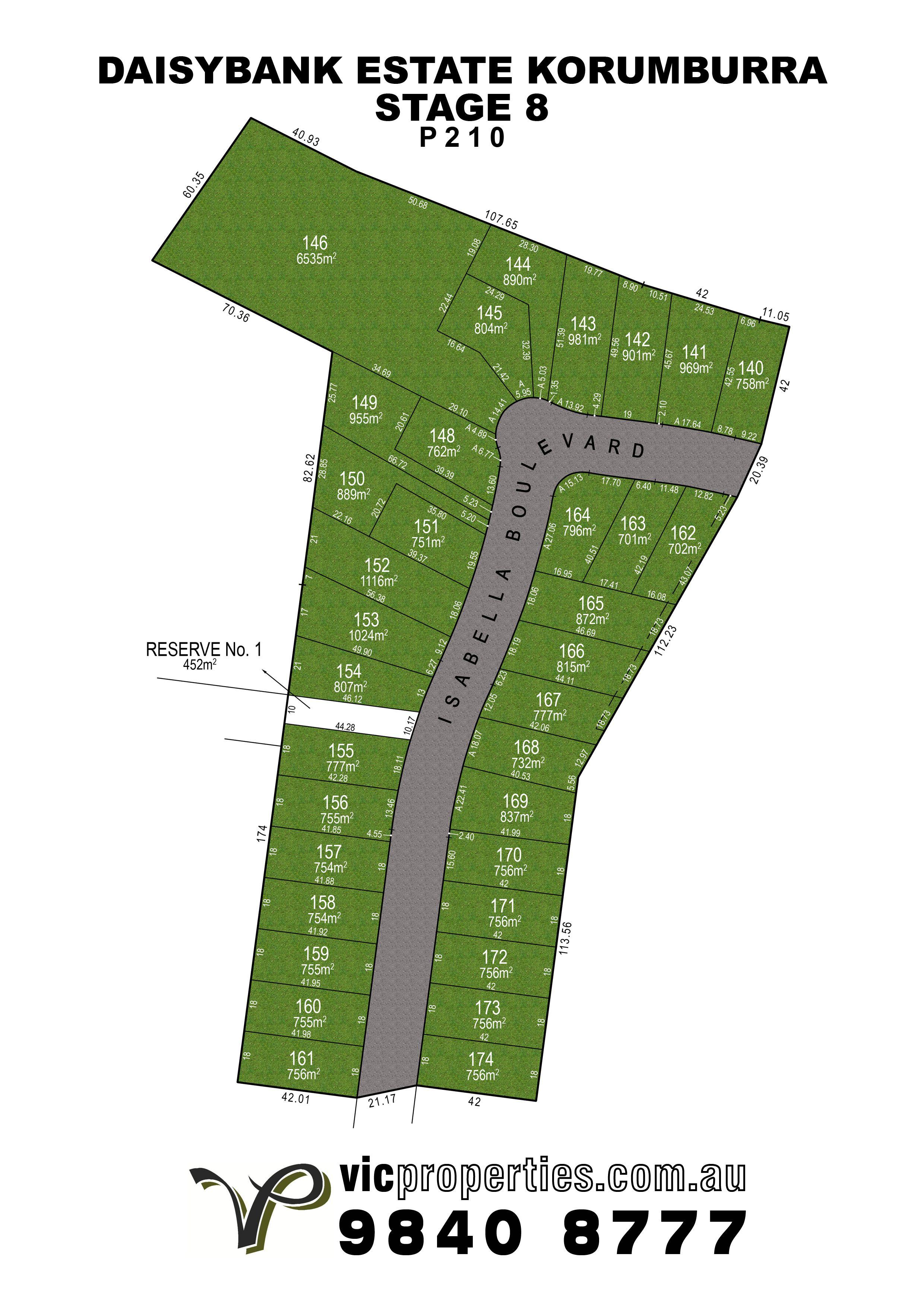 Lot 169/ Isabella Boulevard, Korumburra VIC 3950