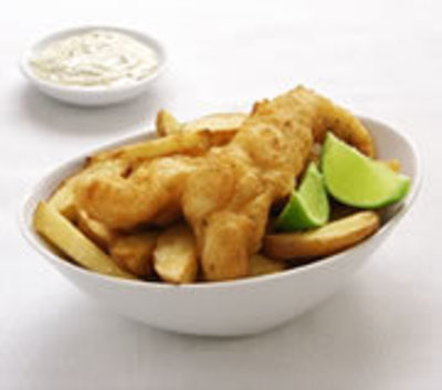 Inner City Fish and Chips (6 Days!)- Ref: 18528
