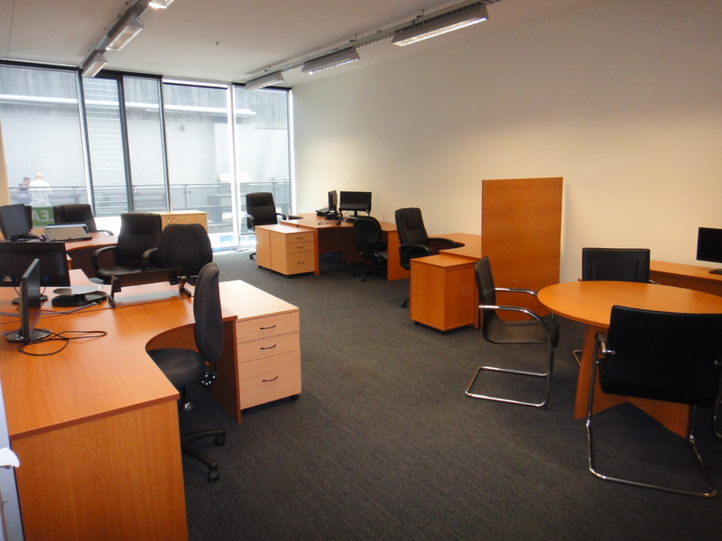 Superb north facing office space.