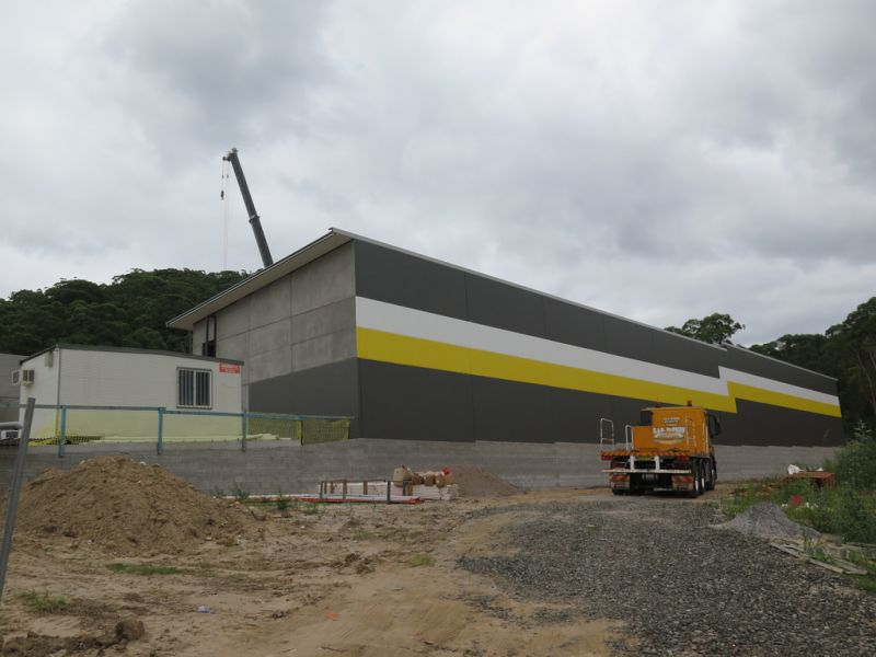ACACIA INDUSTRIAL - Nearly Completed