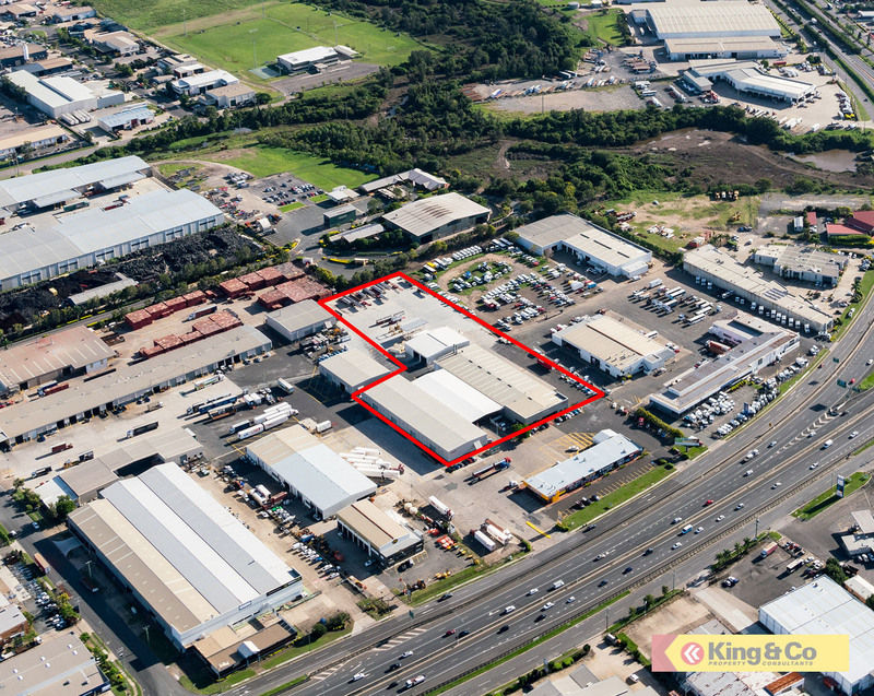 LOCATED IN THE HEART OF BLUE CHIP TRANSPORT HUB!