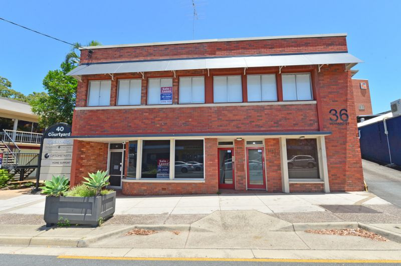 Freestanding Commercial Investment In Prominent Position