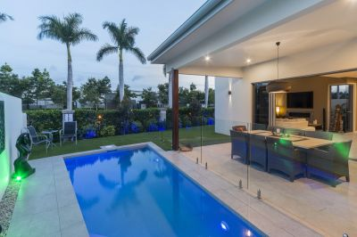 Contemporary Lifestyle Home in Exclusive Resort