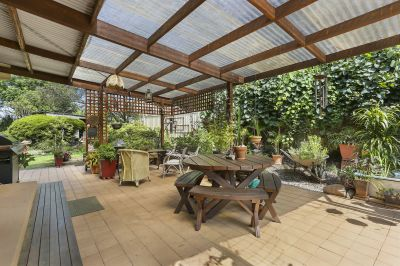 HUGE BLOCK - Private & elevated with glorious gardens