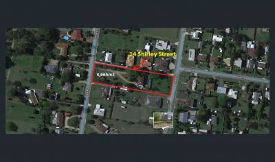 Big Home with DA for 5 subdivisions in IDEAL location