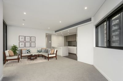 Immerse yourself in luxury living at St Leonards Square.