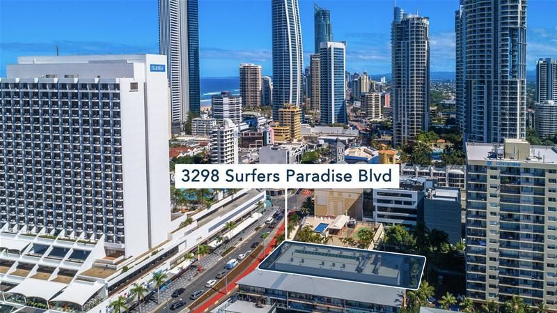 Entire First Floor Central Surfers Paradise Opportunity!