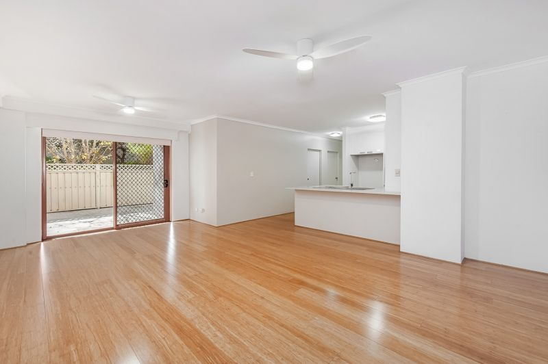 Spacious and central apartment