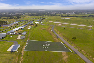 Branxton, Lot 208 Pin Oak Circuit