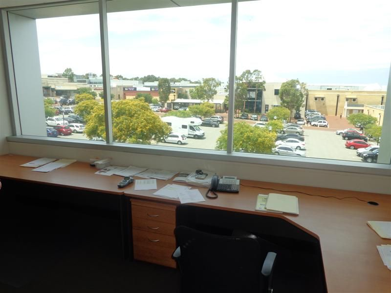 PARTITIONED OFFICE