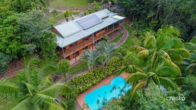 Secluded retreat on approx. 16.5 private acres