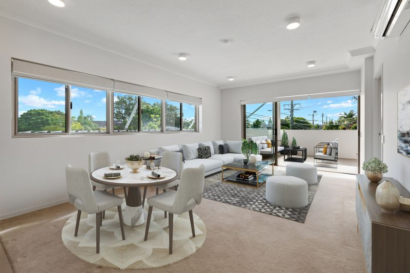 Welcome to Vibrance, Springwoods choice lifestyle apartments.
