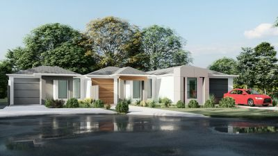 Chic Brand New Courtyard Homes - Up to $40,000 in Grants Available (T&C's Apply)