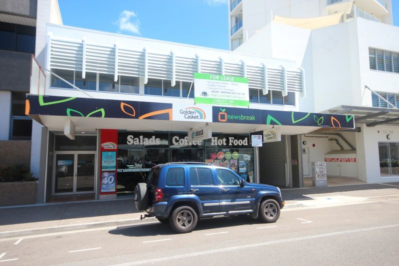 Freehold CBD offices with parking - Partially Tenanted