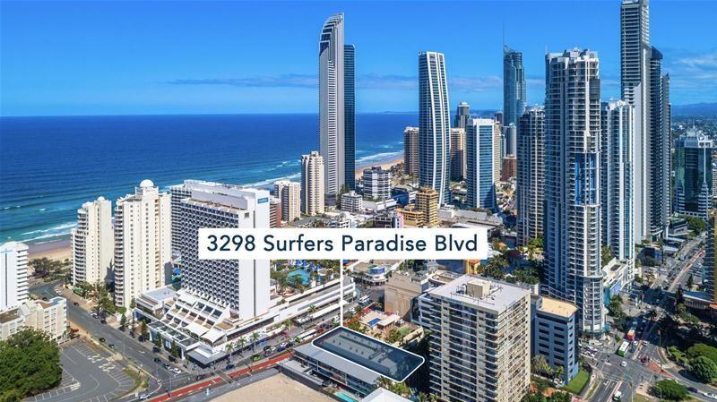 Exceptional Surfers Paradise CBD Building