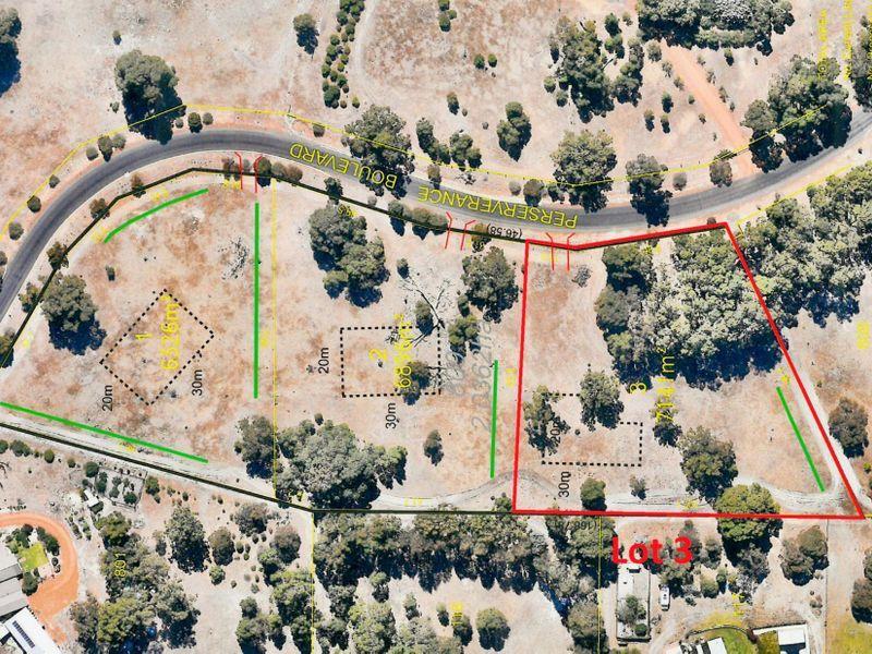 Reduced Land - Lot 3 of Three Prize Lifestyle Blocks