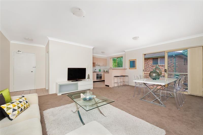 Spacious tranquil apartment