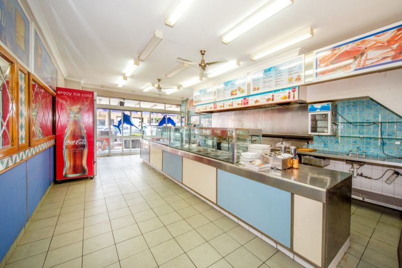 Shop with Commercial Kitchen, Among It All