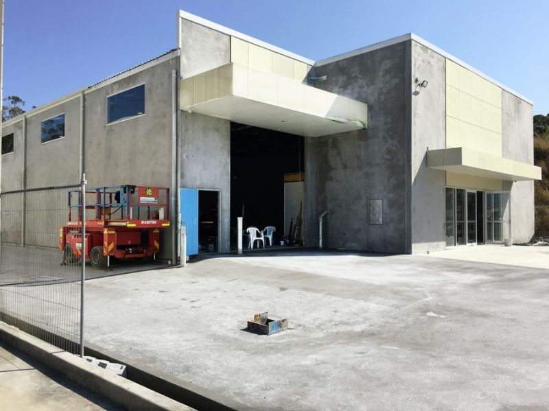 BRAND NEW Building - Popular Isles Industrial Estate... Prime Position on Industrial Drive